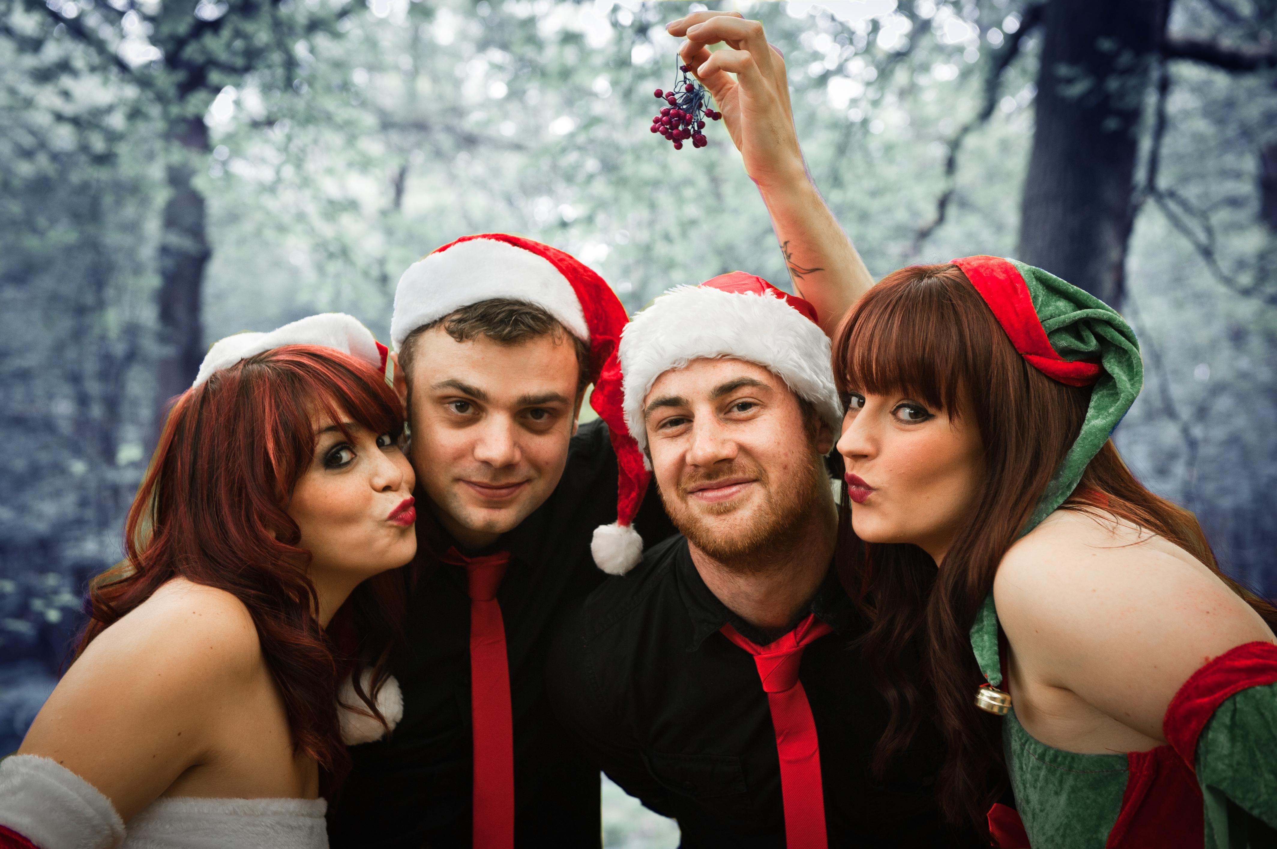 Crazy Christmas Band pic 2