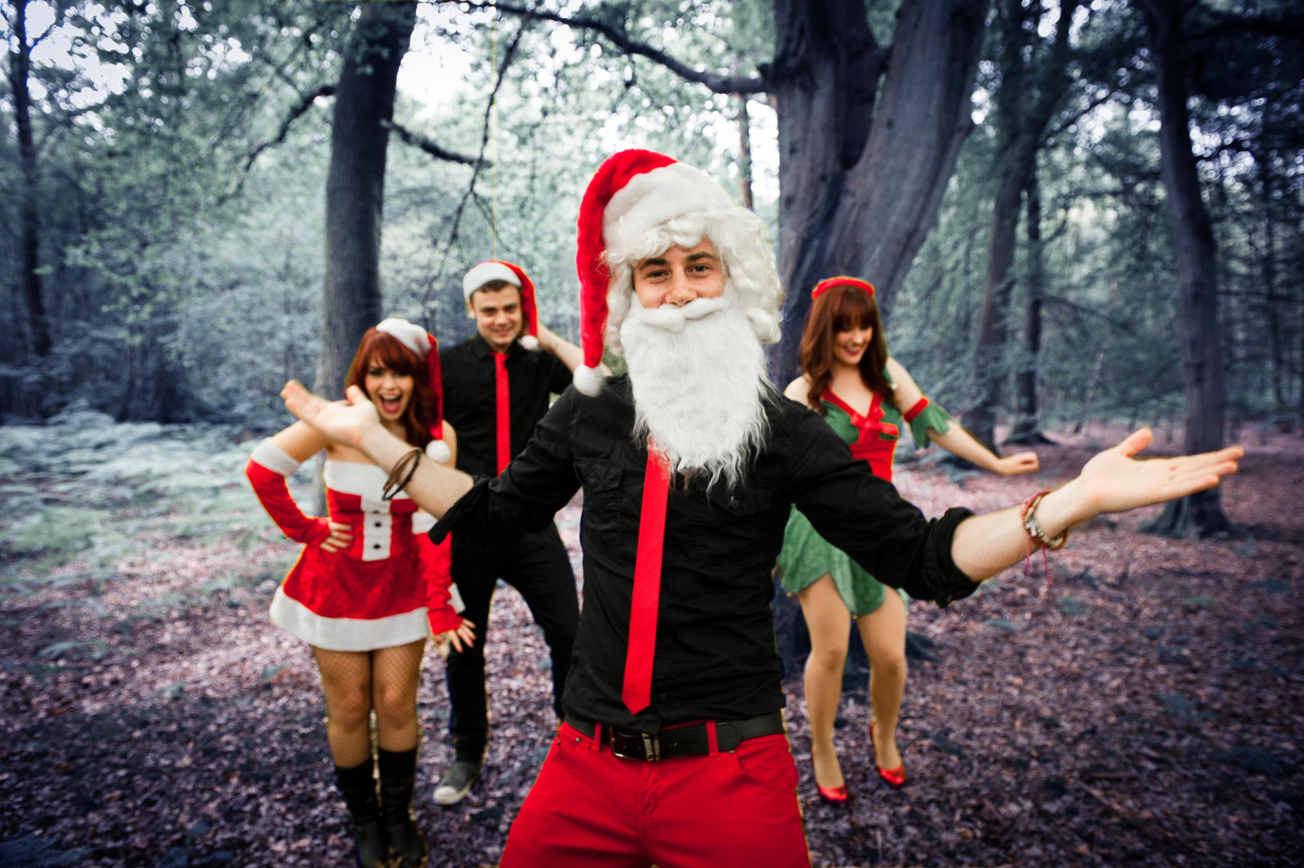 Crazy Christmas Band pic 3