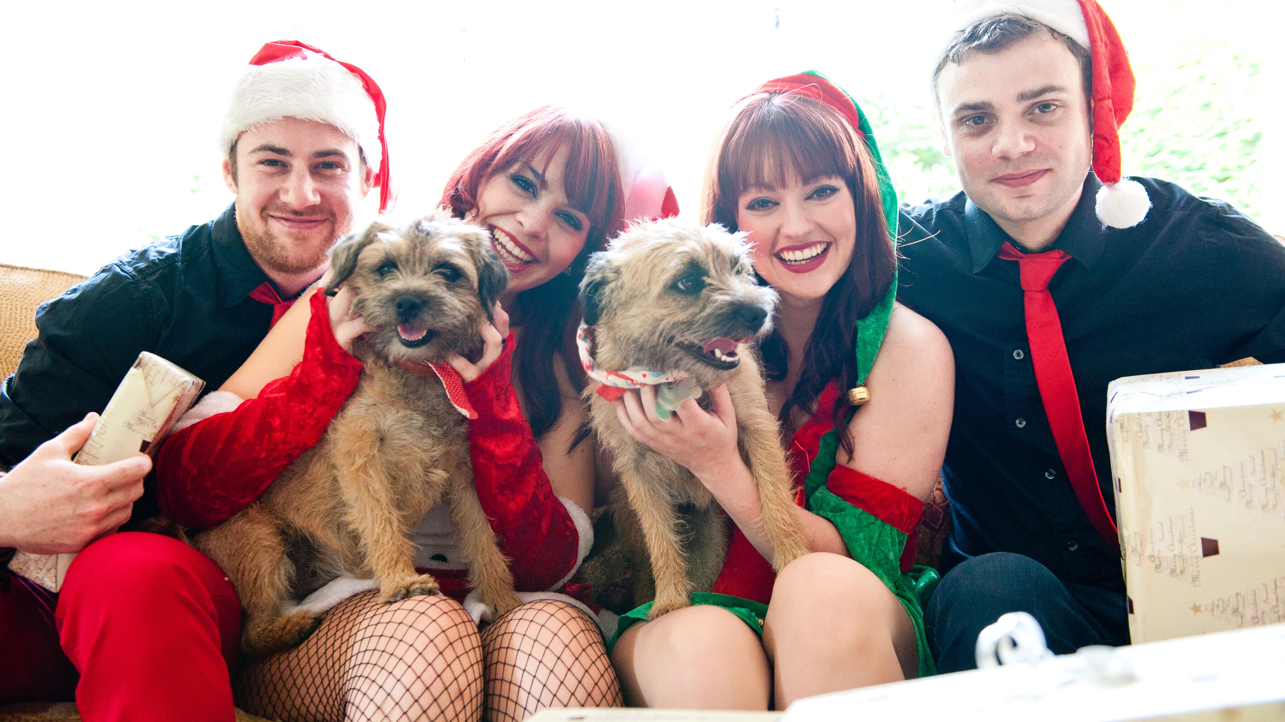 Crazy Christmas Band pic 5