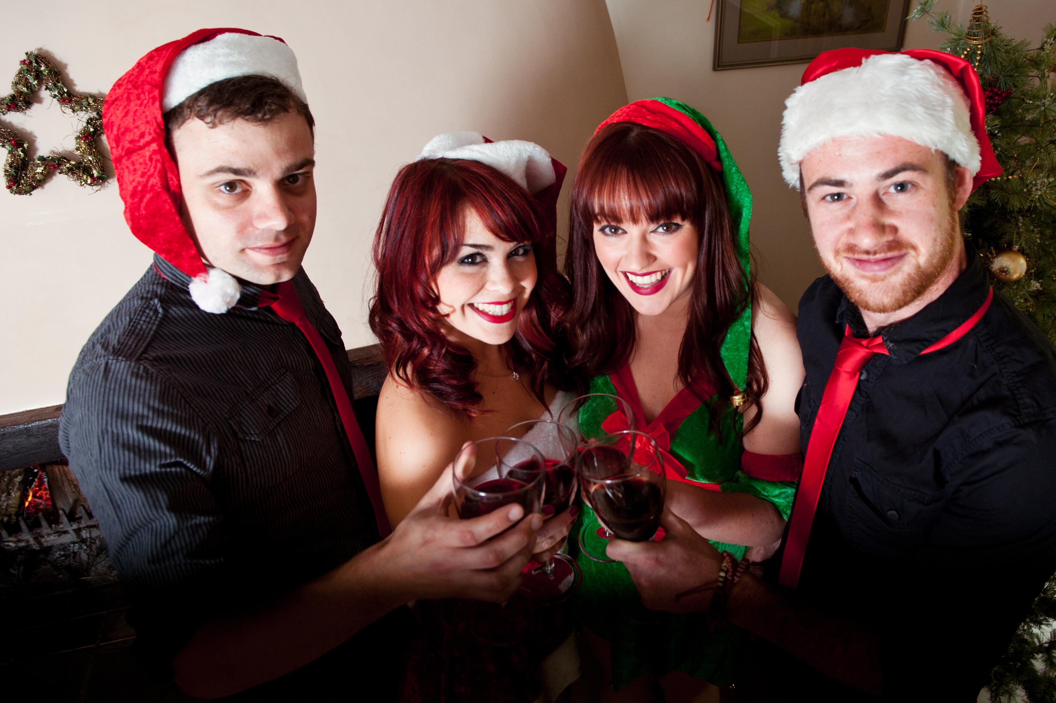 Crazy Christmas Band pic 6