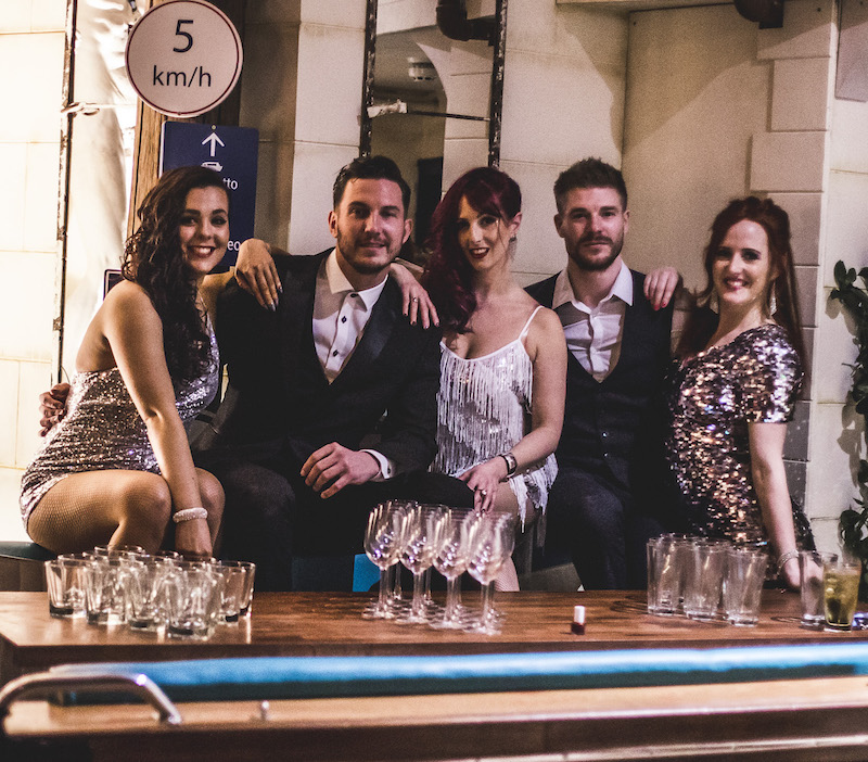 Electro Swing Band Hire London - Electro Swing