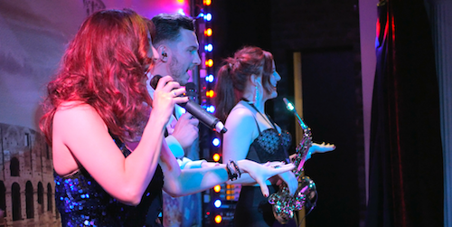 Swing Band Hire UK - Electro Swing