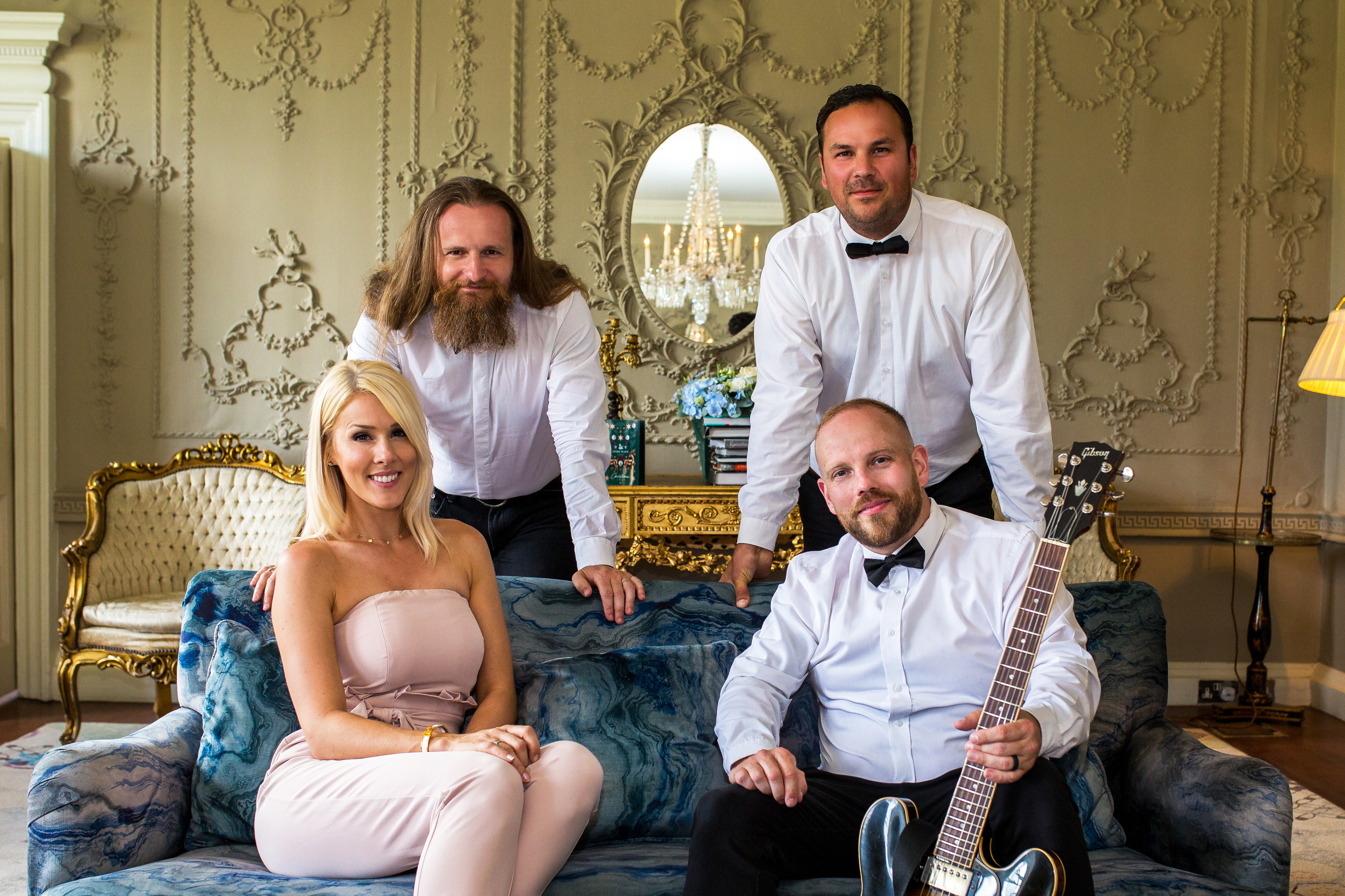 The Deps Function Band for events hire
