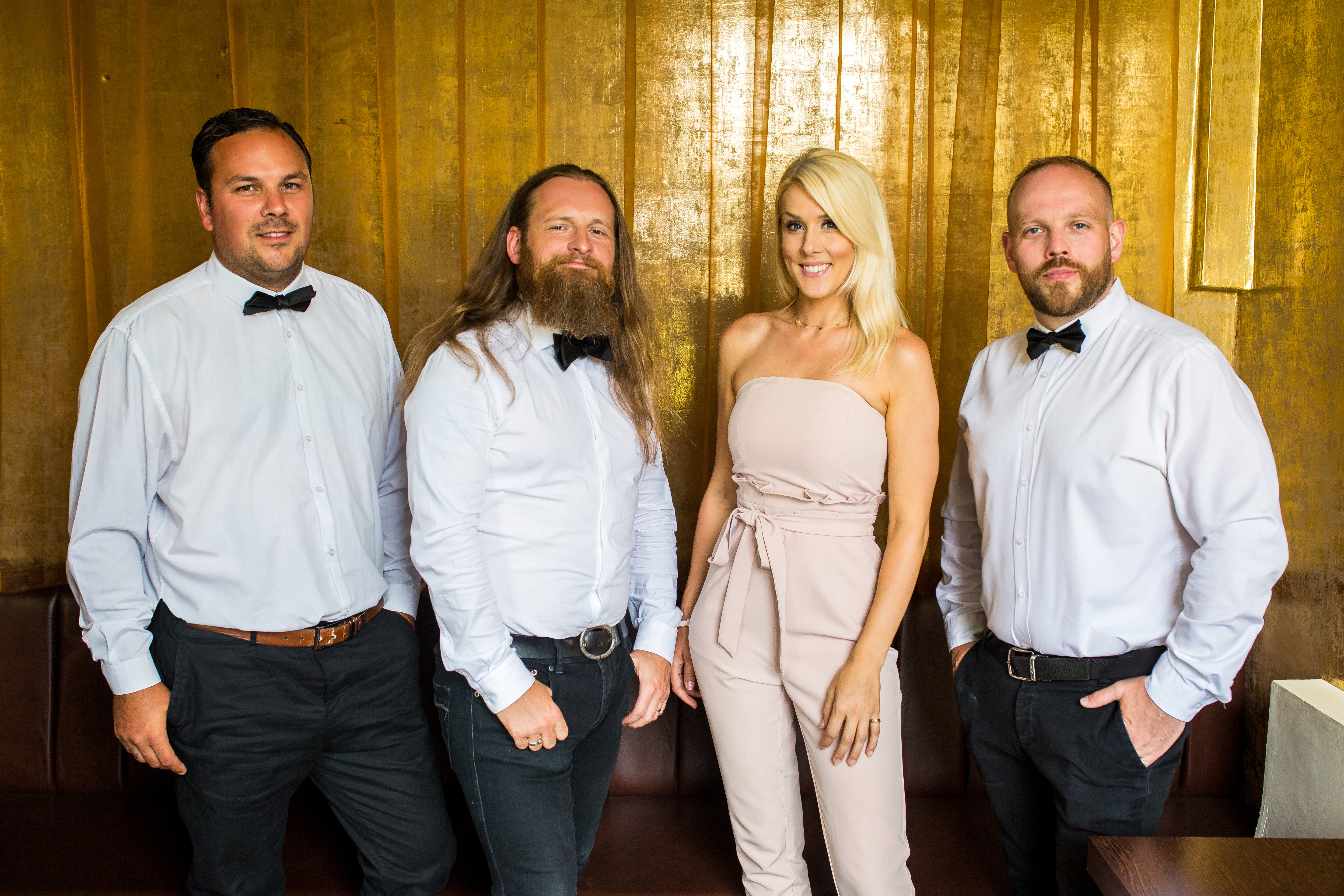 The Deps party function band hire for events