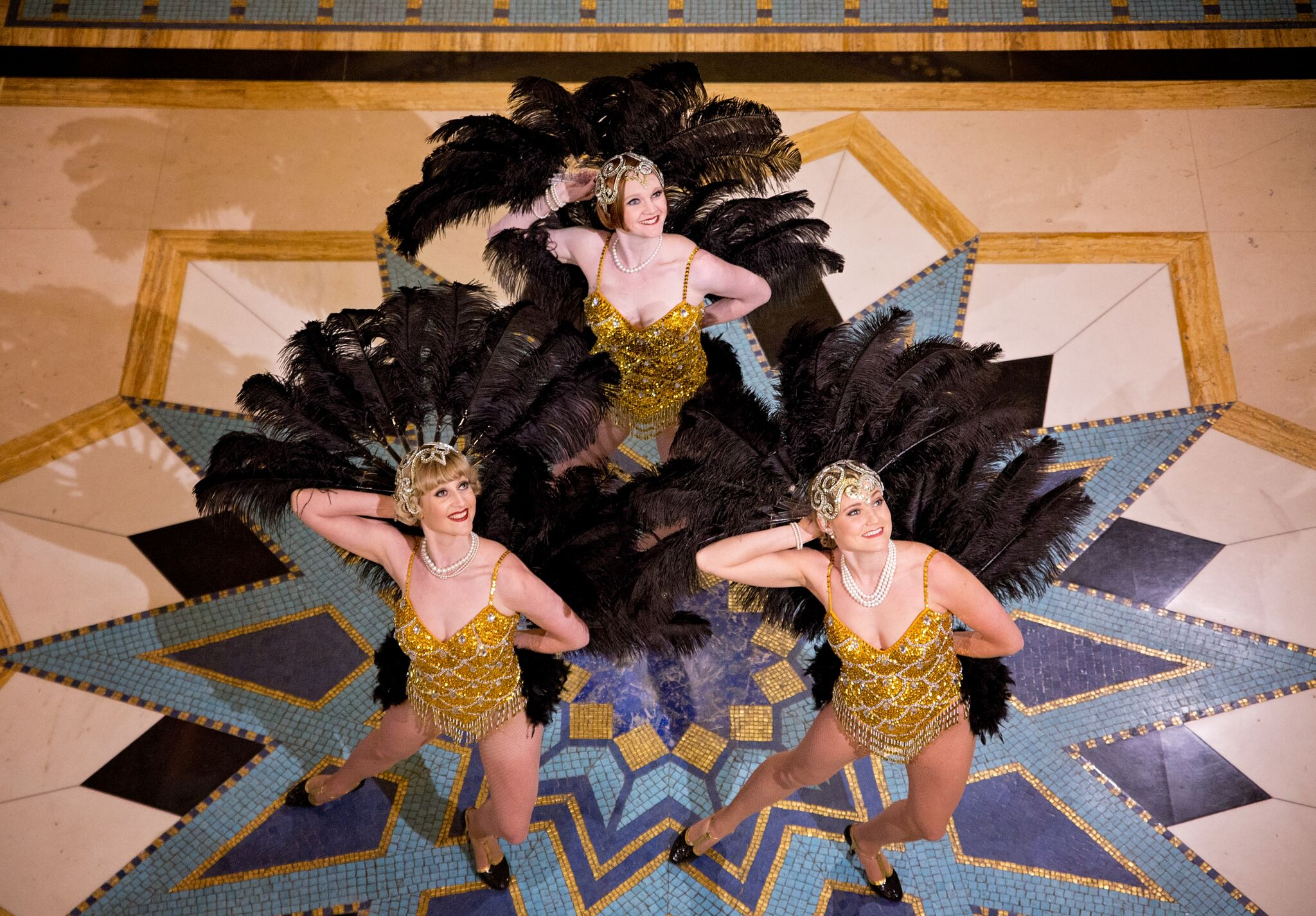 online event entertainement Vintage Dancers Great Gatsby Dance Acts