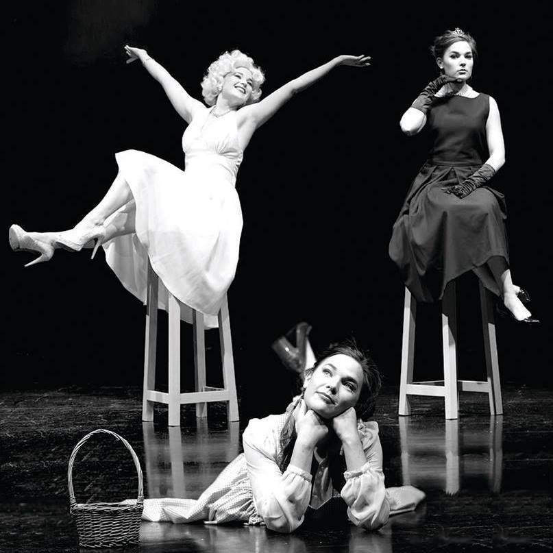 Sirens of the silver screen judy audrey marilyn