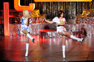 online event entertainement ABBA tribute act