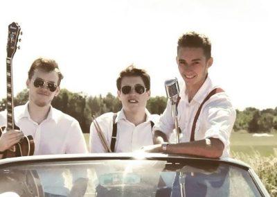 Cody and The Retro Boys