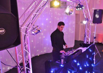 DJ Jamie Nichols