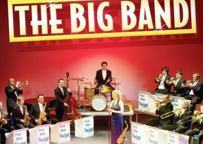 Five Star Swing – The Big Band
