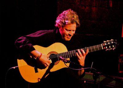 Glenn Sharp Flemenco Guitarist