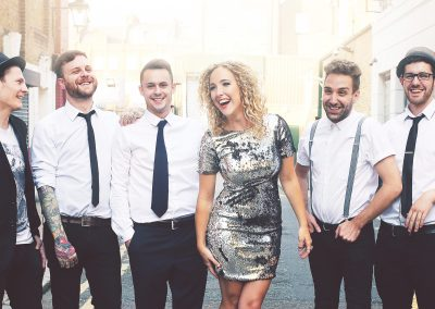 JoCee and The Band