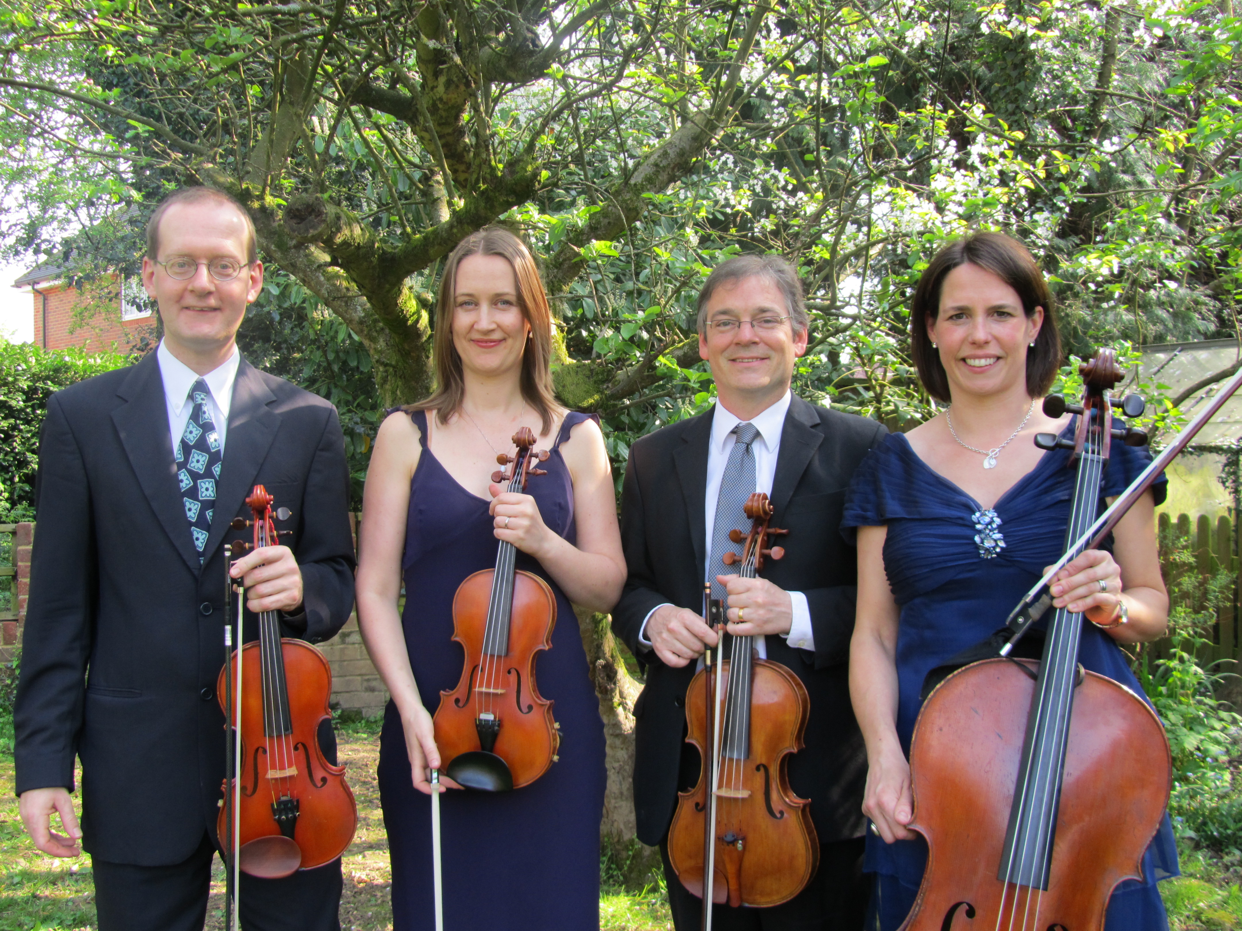 Manor Strings Quartet