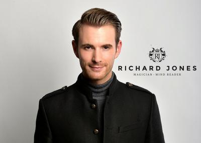 Richard Jones Magic