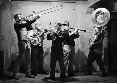 Wild Cat Jazz Band