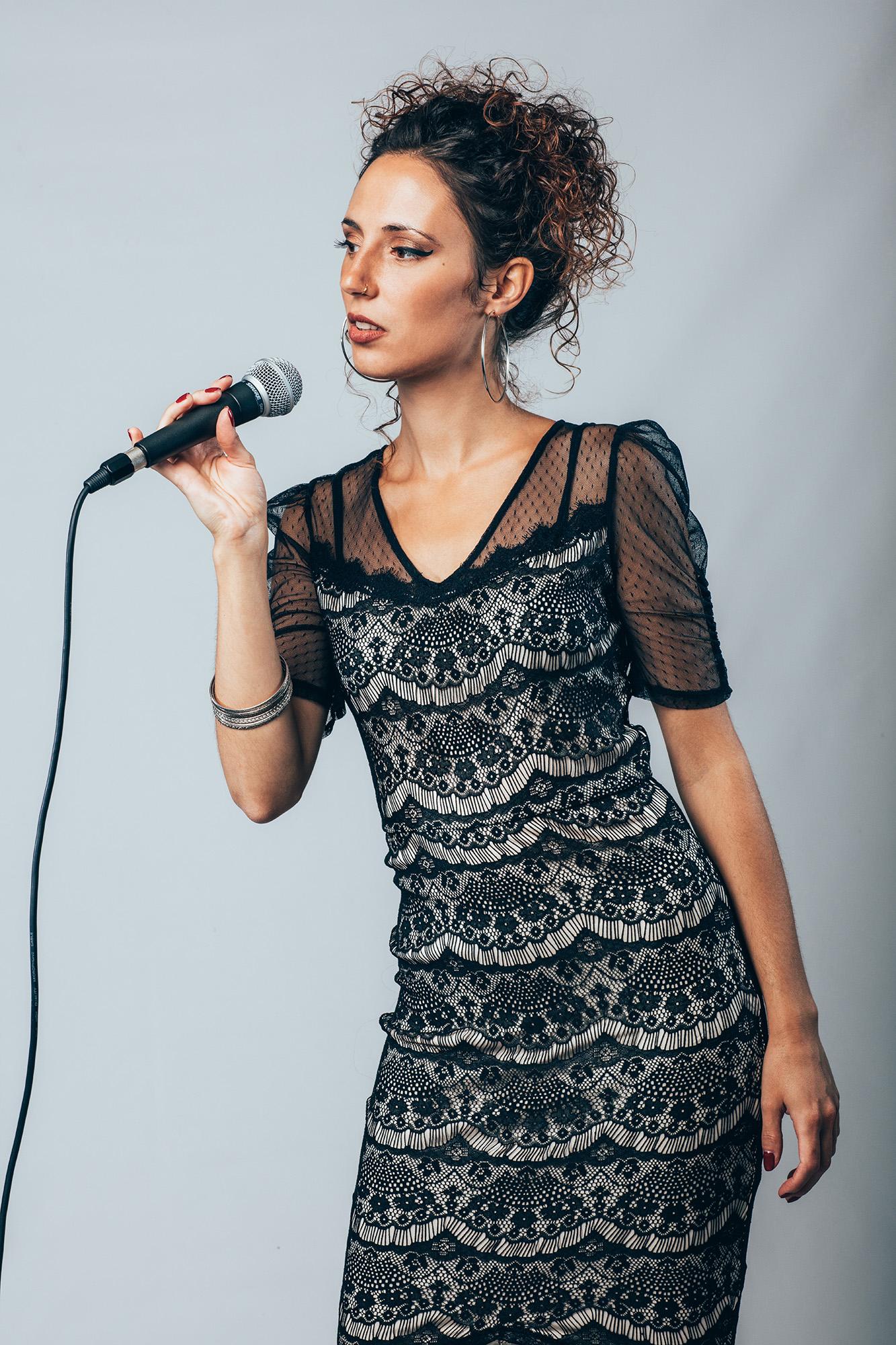 singer funk soul microphone events