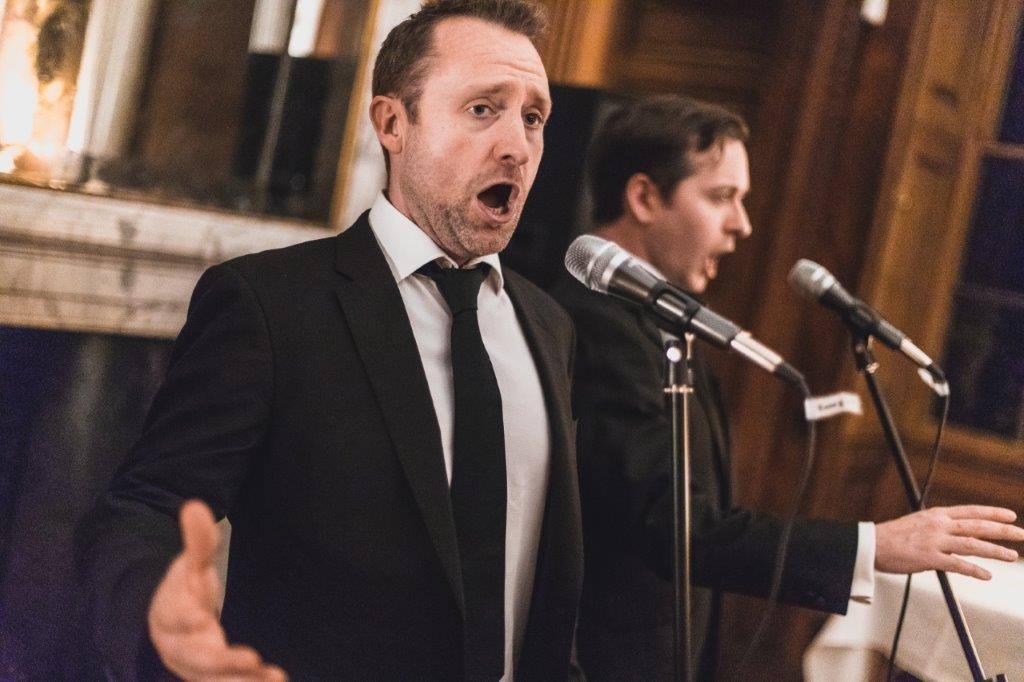 Hire Operatico Singer