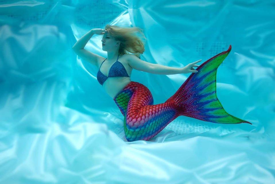 Mermaid event hire
