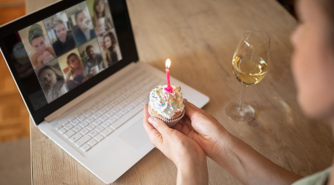 AIN'T NO PARTY LIKE AN ONLINE PARTY – AND YOU'RE INVITED!